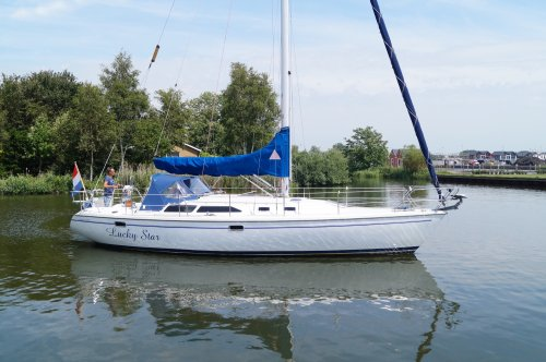 Catalina 36 MKII, Zeiljacht  for sale by Nautisch Kwartier Stavoren