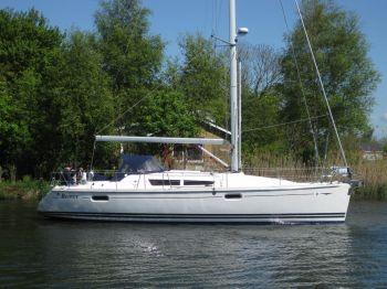 Jeanneau Sun Odyssey 39i, Zeiljacht  for sale by Nautisch Kwartier Stavoren