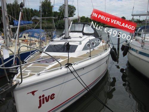 Etap 28S, Zeiljacht  for sale by Nautisch Kwartier Stavoren