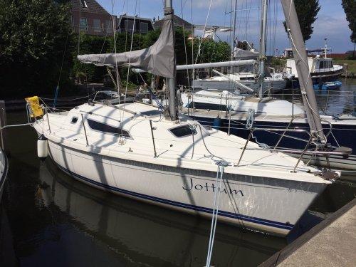 Jeanneau 28.1 Sun Odyssey, Zeiljacht  for sale by Nautisch Kwartier Stavoren