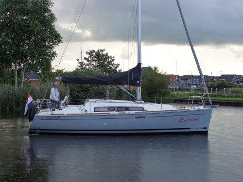 Beneteau Oceanis 31 KMZ, Zeiljacht  for sale by Nautisch Kwartier Stavoren