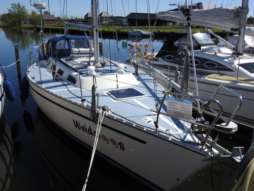 Friendship 35, Zeiljacht  for sale by Nautisch Kwartier Stavoren