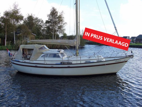 Fjord Ms 33, Zeiljacht  for sale by Nautisch Kwartier Stavoren
