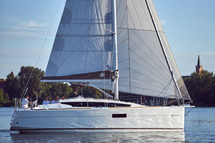 Jeanneau Sun Odyssey 319, Zeiljacht  for sale by Nautisch Kwartier Stavoren