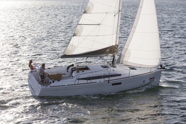 Jeanneau Sun Odyssey 349, Zeiljacht  for sale by Nautisch Kwartier Stavoren
