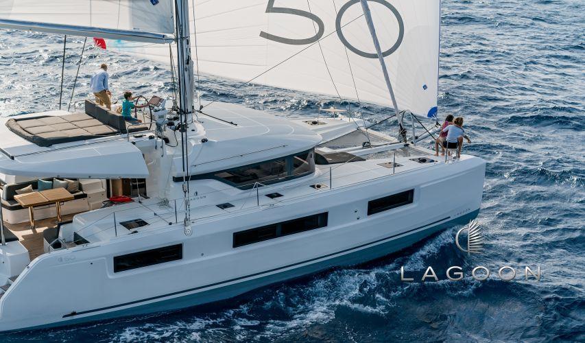 Lagoon 50 NEW, Multihull zeilboot  for sale by Nautisch Kwartier Stavoren