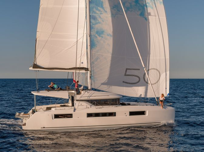 Lagoon 50, Multihull zeilboot  for sale by Nautisch Kwartier Stavoren