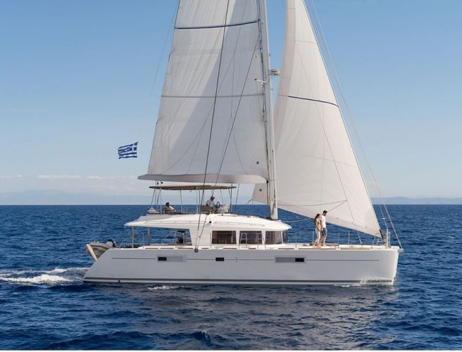 Lagoon 560, Multihull zeilboot  for sale by Nautisch Kwartier Stavoren
