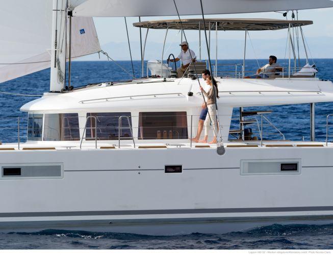 Lagoon 560, Multihull zeilboot  for sale by Nautisch Kwartier Stavoren