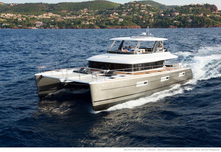 Lagoon 630 MY, Multihull motorboot  for sale by Nautisch Kwartier Stavoren