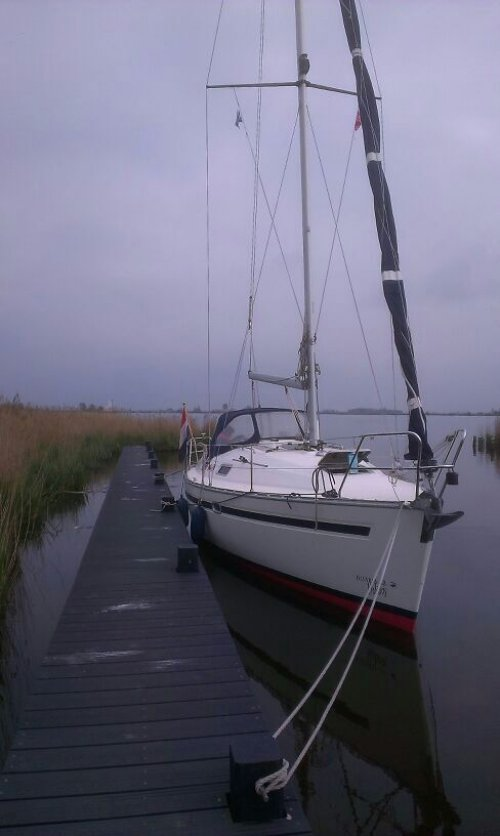 Bavaria 32 Holiday, Zeiljacht  for sale by Nautisch Kwartier Stavoren