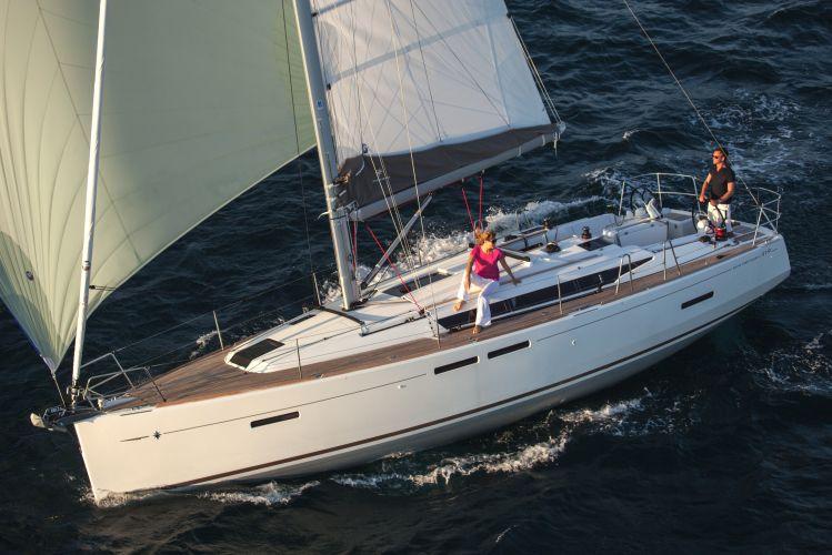 Jeanneau Sun Odyssey 419, Zeiljacht  for sale by Nautisch Kwartier Stavoren