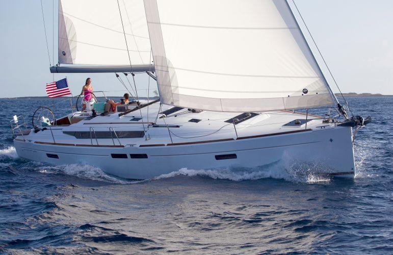 Jeanneau Sun Odyssey 479, Zeiljacht  for sale by Nautisch Kwartier Stavoren