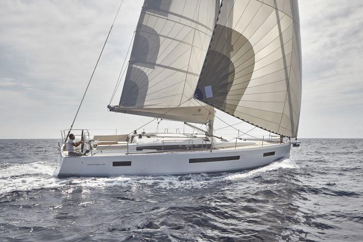 Jeanneau Sun Odyssey 490, Zeiljacht  for sale by Nautisch Kwartier Stavoren