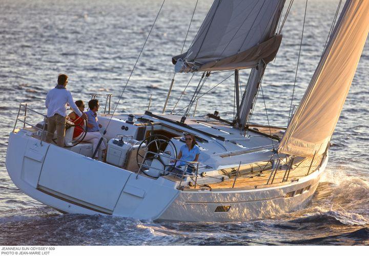 Jeanneau Sun Odyssey 519, Zeiljacht  for sale by Nautisch Kwartier Stavoren