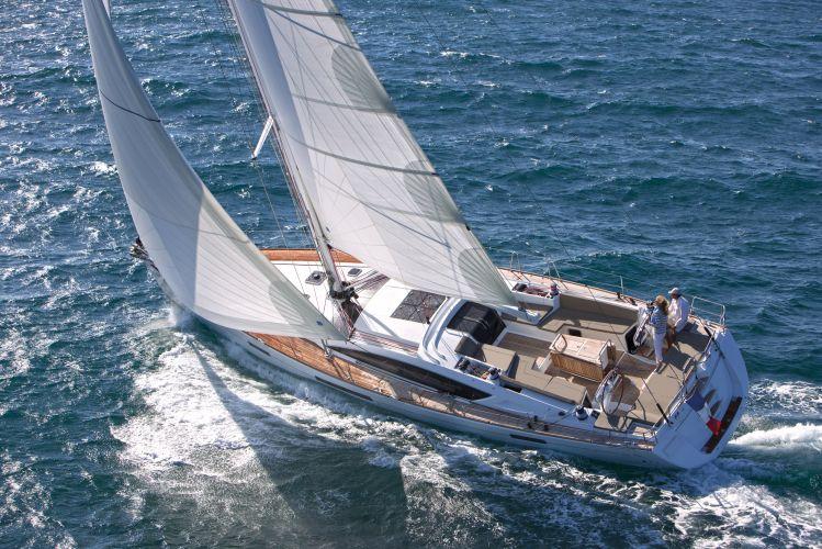Jeanneau Yacht 58, Zeiljacht  for sale by Nautisch Kwartier Stavoren