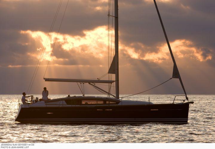 Jeanneau Sun Odyssey 44 DS, Zeiljacht  for sale by Nautisch Kwartier Stavoren