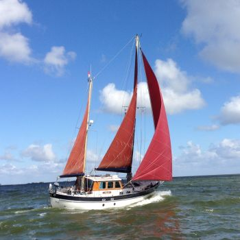 Dartsailer 38 Dartsailer 38, Motorzeiler  for sale by Nautisch Kwartier Stavoren