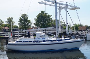 Compromis 39 Class, Zeiljacht  for sale by Nautisch Kwartier Stavoren