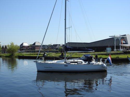 Beneteau Oceanis 34, Zeiljacht  for sale by Nautisch Kwartier Stavoren