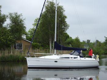 Jeanneau Sun Odyssey 32, Sailing Yacht  for sale by Nautisch Kwartier Stavoren