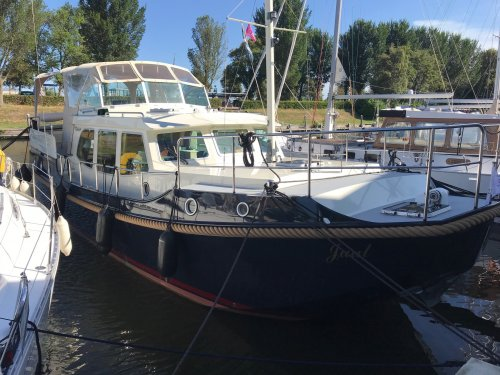 Linssen 380 Dutch Sturdy AC, Motorjacht  for sale by Nautisch Kwartier Stavoren