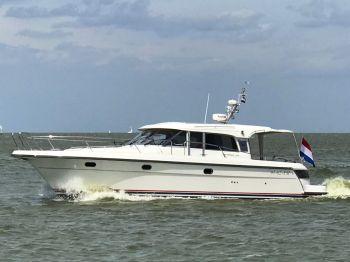 Nimbus 42 Nova, Speedboat and sport cruiser  for sale by Nautisch Kwartier Stavoren