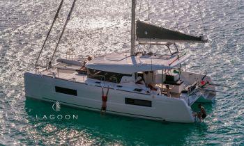 Lagoon 40, Multihull zeilboot  for sale by Nautisch Kwartier Stavoren