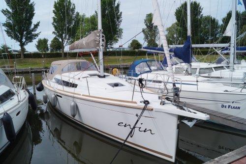 Jeanneau Sun Odyssey 389 KMZ, Zeiljacht  for sale by Nautisch Kwartier Stavoren