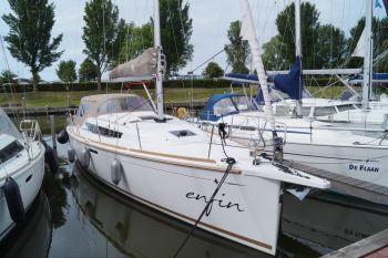 Jeanneau Sun Odyssey 389 KMZ, Segelyacht  for sale by Nautisch Kwartier Stavoren