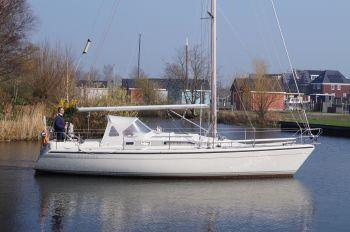 Dehler 36 CWS, Sailing Yacht  for sale by Nautisch Kwartier Stavoren