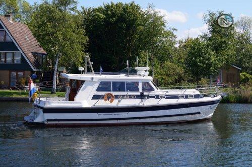 Aquastar 38 Ocean Ranger, Motorjacht  for sale by Nautisch Kwartier Stavoren