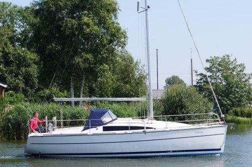 Huzar 30 Offshore, Zeiljacht  for sale by Nautisch Kwartier Stavoren