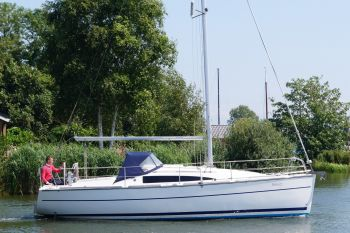 Huzar 30 Offshore, Segelyacht  for sale by Nautisch Kwartier Stavoren