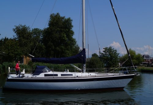 Trintella 42, Zeiljacht  for sale by Nautisch Kwartier Stavoren