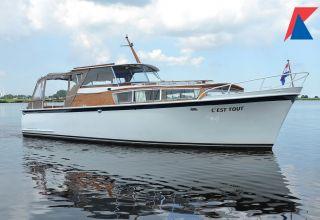 Kaagkruiser ITALA, Motorjacht  for sale by Kempers Watersport