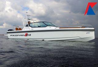 Axopar 24 Open, Speed- en sportboten  for sale by Kempers Watersport