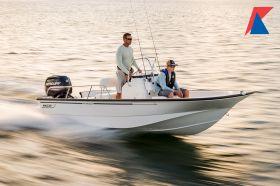 Boston Whaler 170 Montauk, Speed- en sportboten Boston Whaler 170 Montauk for sale by Kempers Watersport