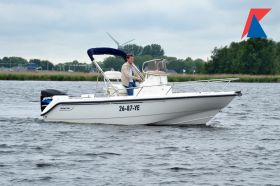 Boston Whaler 180 Outrage, Speed- en sportboten Boston Whaler 180 Outrage for sale by Kempers Watersport