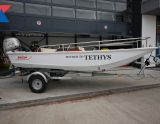Boston Whaler 13 Sport, Barca aperta e a remi
