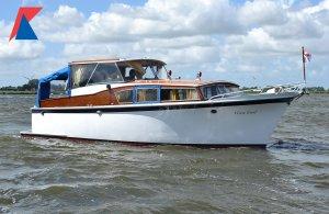 , Klassiek/traditioneel motorjacht  for sale by Kempers Watersport
