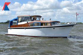 Kaagkruiser DELUXE, Klassiek/traditioneel motorjacht Kaagkruiser DELUXE for sale by Kempers Watersport