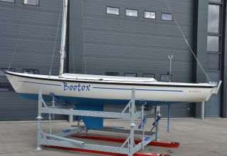Centaur Daysailer, Open zeilboot  for sale by Kempers Watersport