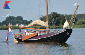 , Plat- en rondbodem, ex-beroeps zeilend  for sale by Kempers Watersport