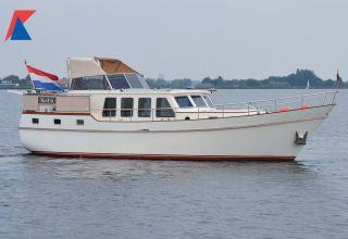 Flevo Spiegelkotter 12.50, Motorjacht  for sale by Kempers Watersport