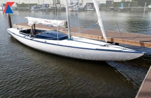 , Open zeilboot  for sale by Kempers Watersport