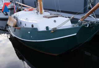 Kok Zeeschouw, Flach-und Rundboden  for sale by Kempers Watersport