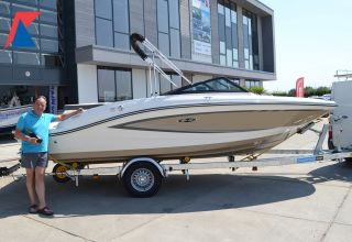 Sea Ray 19 SPX, Speed- en sportboten  for sale by Kempers Watersport