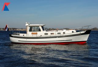 Banjer 37, Motorzeiler  for sale by Kempers Watersport