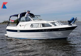 Inter 7700, Motorjacht  for sale by Kempers Watersport